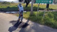 """<a href=""""/noticias/dan-mantenimiento-rutas-de-evacuacion-del-volcan-popocatepetl"""">Dan mantenimiento a rutas de evacuación del Volcán Popocatépetl</a>"""
