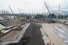 """<a href=""""/noticias/avanza-la-construccion-del-estadio-agustin-coruco-diaz"""">Avanza la construcción del estadio Agustín """"Coruco"""" Díaz</a>"""