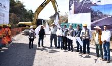 """<a href=""""/noticias/graco-ramirez-pone-en-marcha-la-modernizacion-del-camino-moyotepec-temilpa-nuevo-en"""">Graco Ramírez pone en marcha la modernización del camino Moyotepec - Temilpa Nuevo en benefi...</a>"""